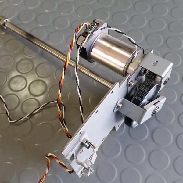 Silnik X z wałkiem Seiko OCE HP – 400zł