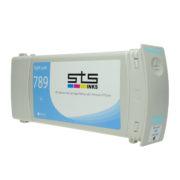 HP 789 Latex Light Cyan CH619A